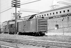 C&S Class XM-32C 1348 (Chuck Zeiler 54) Tags: cs class xm32c 1348 burlington railroad boxcar box car freight naperville train kroehler chuckzeiler chz