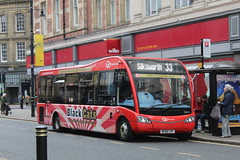 Go North East Black Cats 690 / NK66 CXF (TEN6083) Tags: sunderland fawcettstreet m925 solosr optare nk66cxf 690 blackcats gonortheast nebuses transport publictransport bus buses