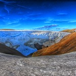 Iceland ~ Landmannalaugar Route ~  Ultramarathon is held on the route each July thumbnail