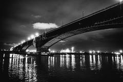 I've Been Here Before (Thomas Hawk) Tags: america mississippiriver missouri stlouis usa unitedstates unitedstatesofamerica bridge bw river fav10 fav25 fav50