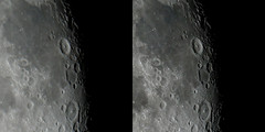 Petavius and Rimae (Alex)  (1/3) (Club Astro PSA) Tags: astro astronomy astronomie astrophoto astrophotography moon lune sky ciel night nuit cratere telescope telescop lens photo copernicus resolution topaz sharpen stabilize detail detailed zoom stacking video film wavelet stacked stack celestron c8