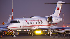 TC-GAP (tynophotography) Tags: turkish government gulfstream g450 giv tcgap oost general aviation business jet