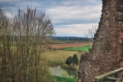 Goodrich Castle (gary8345) Tags: unitedkingdom uk england gloucestershire 2019 britain snapseed greatbritain