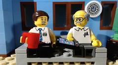 Brickfilm!! https://youtu.be/iSZD2DE38uU (woodrowvillage) Tags: lego legos minifigure stop motion animation comedy brick film brickfilm toy cartoon woodrow village promotion