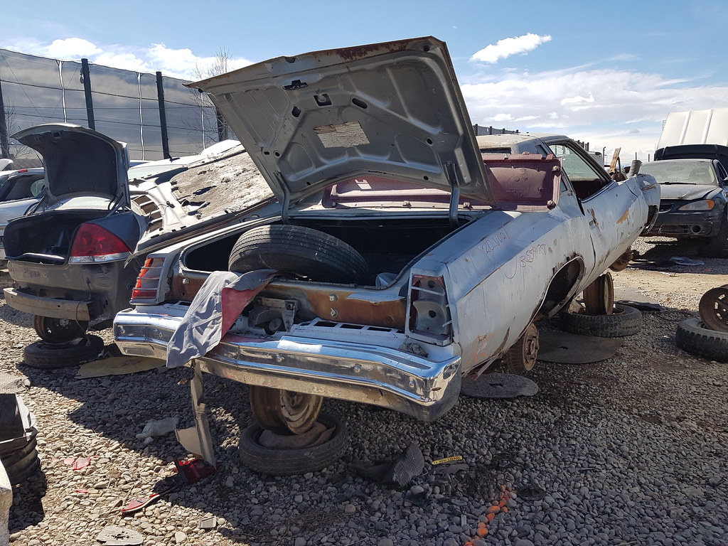 The World's newest photos of chevrolet and junkyard - Flickr