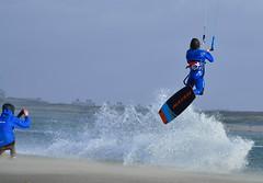 Take off (vanderven.patrick) Tags: surf surfing kitesurfing kiteboarding kitespot sea northsea extremesports watersports thehague splash