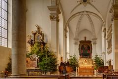 20181222_Act24_MaxKirche_Ddorf-1004 (Zip Zipsen) Tags: maxkirche viewcamera actusmini actus24mm cambo cathedrals