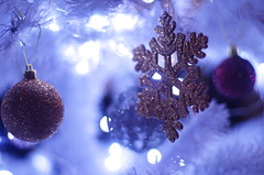 Ready for Santa? (Baubec Izzet) Tags: baubecizzet pentax bokeh christmas lights