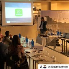 Curso de Redes Sociales para influencers del sector cinegético.