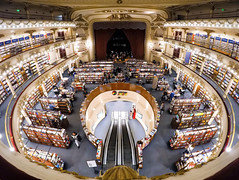 Book store . AR (carlosbxp) Tags: buenos aires argentina ateneo book store teather theater ba ar buenosaires