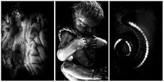 (willy vecchiato) Tags: art blackandwhite biancoenero bnw bnwsociety bw bwcrew bwlover bwstylesgf fineartphotobw iroxbw monoart monochromatic noir monochrome monotone photography abstract abstractart abstraction abstracto artsy creative bnwmood fujifeed contemporaryphotography mono monocomatico 2019 x100s fuji thrilling fear paura trittico