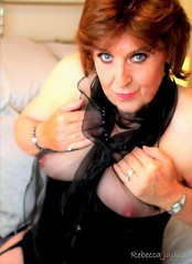 They call it puppy love (rebeccajaynegrey) Tags: crossdresser transvestite transgender crossdress cd tgirl tg crossdressing