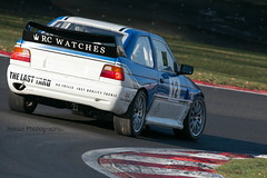 Ford Escort Cosworth ({House} Photography) Tags: se centre modified saloons britcar night brands hatch uk kent fawkham race racing motorsport motor sport car automotive canon 70d sigma 150600 contemporary housephotography timothyhouse racecar ford escort cosworth wrc cossy
