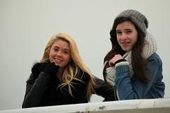IMG_0117 (boeddhaken) Tags: duoshoot brunette blond blondhair brownhair sexywomen dreamwomen youngwomen women beautifulwomen belgium belgianmodels belgiummodels models greatmodels model greatmodel whitemodel caucasianmodel caucasianmodels caucasian girls dreamgirls 2girls lovelygirls sexygirls cutegirls sea northsea coast beach breakwater dunes