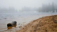 Stilles Ufer (Panasonikon) Tags: panasonikon lumixdmcg81 lumix2017 see lake ufer nebel fog harz stille oderteich dunst schärfentiefe landschaft landscape