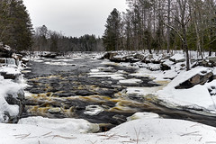 Mothers Delight Rapids - Banning State Park, MN (j-rye) Tags: sonyalpha sonya7rm2 ilce7rm2 mirrorless rapids rock ice banningstatepark