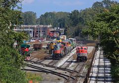 GE Deadline (GLC 392) Tags: gecx general electric railroad railway train leasing ge es44ac ferrosur fsrr 4715 ac6000cw c408 b408w ac4400cw 4400 6000 6001 6002 001 809 up union pacific 9422 freightliner 5000 899 deadline erie pa pennsylvania