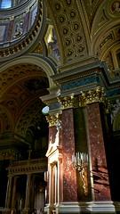 St Stephen details (hansntareen) Tags: ststephen basilica budapest ungarn interior art 2018
