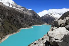 """Ancash"", en quechua ""Azul""... (D. Emerson) Tags: ancash azul huaraz perú daitshon demerson d demershon carhuaz yungay huascarán 69 laguna parón"