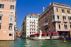 San Marco, Venice, Italy (stevelamb007) Tags: sanmoiseparish water bauerpalazzohotel bauerhotel venice italy grandcanal canal d90 nikon stevelamb