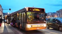 AMT 9214 (Lu_Pi) Tags: amt genova autobus bus fieradisantagata deferrari sanfruttuoso iveco iveco491 irisbus cityclass cityclasscursor autosnodato busarticolato