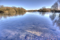 Clear Ice (ArtGordon1) Tags: eppingforest winter january 2019 hollowpond hollowponds leytonstone london england uk ice frozen davegordon davidgordon daveartgordon davidagordon daveagordon artgordon1