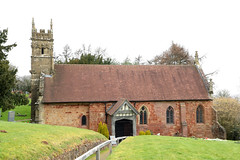 St Kenelm's Church, Romsley (Roger Wasley) Tags: st kenelms church romsley holy building history ancient architecture worcestershire saint kenelm cynehelm clenthills