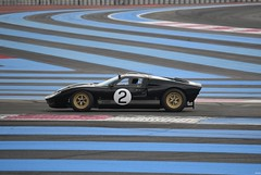 FORD GT40 Mk2 - Replica (SASSAchris) Tags: ford gt40 mk2 mkii replica voiture américaine castellet circuit ricard 10000 tours