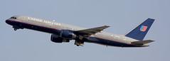 B757 | N530UA | LAX | 20071016 (Wally.H) Tags: boeing 757 boeing757 b757 n530ua unitedairlines lax klax losangeles airport
