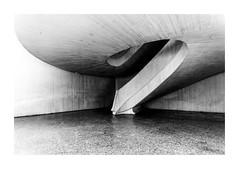 Stuck In The Corner (TS446Photo) Tags: nikon architecture design interior stairs monochrome fineart black white