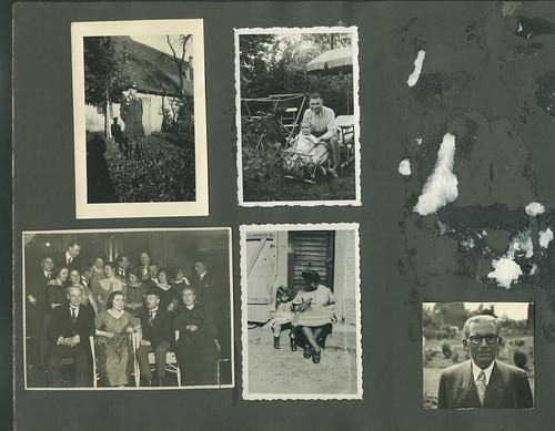 AlbumC288 Gesamtseite 39, 1930-1950er