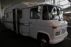 Hymermobil 550 Mercedes L508D (1973) (Mc Steff) Tags: hymermobil 550 mercedes l508d 1973 l 508 d wohnmobil camper erwinhymermuseum