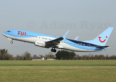 G-TAWC - TUI Airways B737-800 (✈ Adam_Ryan ✈) Tags: dub eidw dublinairport dublinairport2019 2019 canon 6d 100400 aviation plane planespotting takeoff runway28 february gtawc tui tuiairways thomsonairways thomson thomsonairwaysnewlivery b737 b737800