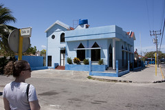 Blue House and/or Church and/or other building (Loops666) Tags: blue house building church architecture cuba varadero caribbean