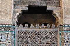 Bou Inania Madrasa, Fez (Wild Chroma) Tags: medersa bou inania bouinania fez morocco