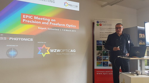 EPIC Meeting on Precision and Freform Optics at WZW (4)