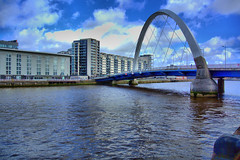 """River Clyde """" Clydeside Days"""" (rockyrutherford) Tags: clyde glasgow nikon nikon1j2 water river"""