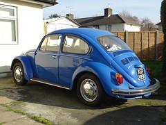 1971 Volkswagen Beetle 1300 (Neil's classics) Tags: vehicle 1971 volkswagen beetle 1300 vw car