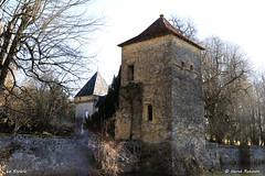 24 St-Sulpice-d'Excudeuil - La Rivière (Herve_R 03) Tags: architecture castle château dordogne france aquitaine