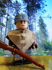 Luftwaffe Field Division rifleman (brickhistorian) Tags: war world wars ww2 wwii two pewpew luftwaffe lego legos airforce germany german minifig minifigure military custom customs axis brick bricks battle barbarossa europe normandy fig history moc rifleman field division