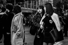 Re Edit With Settings (burnt dirt) Tags: asian japan tokyo shibuya station streetphotography documentary candid portrait fujifilm xt1 bw blackandwhite laugh smile cute sexy latina young girl woman japanese korean thai dress skirt shorts jeans jacket leather pants boots heels stilettos bra stockings tights yogapants leggings couple lovers friends longhair shorthair ponytail cellphone glasses sunglasses blonde brunette redhead tattoo model train bus busstation metro city town downtown sidewalk pretty beautiful selfie fashion pregnant sweater people person costume cosplay boobs