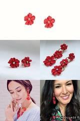 Today's Featured Item: Blooms of Kyoto Convertible Earrings $58 Shop: https://www.chloeandisabel.com/boutique/thecelticpearl/products/E567REG/blooms-of-kyoto-convertible-statement-earrings  The vibrant + life-like flowers on Japanese kimono prints were th (thecelticpearl) Tags: love trending new spring2k19 shop trend crystal buy lifetime guarantee chloeandisabel red gold daily feature trendy trends shopping earrings floral jewelry product flowers crystals boutique accessories thecelticpearl enamel spring flower convertible velvet ootd candi vintage online style fashion