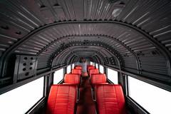 Tante Ju (Ni1050) Tags: technikmuseum hugo junkers ju52 ju523m sony ilce7rm2 voigtlanderheliarhyperwide10mmf56 10mm voigtländer wellblech a7r2 a7rii a7rm2 ninis ni1050 dessau ninicrew museum flugzeug bmw sternmotor plane aircraft deutschland germany sitze seats rot red