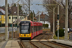 Bombardier NGTD12DD #2836 DVB Weixdorf (3x105Na) Tags: bombardier ngtd12dd 2836 dvb weixdorf strasenbahn strassenbahn tram tramwaj deutschland germany niemcy sachsen saksonia
