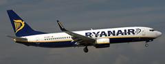Boeing 737-8AS EI-ESR (707-348C) Tags: dublinairport ireland eidw passenger airliner jetliner boeing boeing737 b738 dublin ryanair ryr dub 2018 eiesr