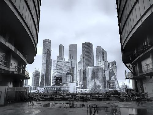 ghost town ©  Sergei F