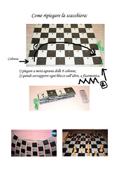 chessboard-on-off_1371417476_o (augel) Tags: scacchi chess scacchiera chessboard floppy disk istruzioni instructions piegare bent
