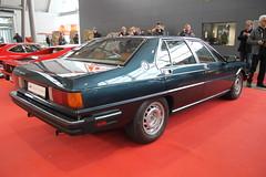 Maserati Quattroporte 4900 (1984) (Mc Steff) Tags: maserati quattroporte 4900 1984 retroclassicsstuttgart2018