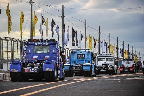 12/04/19 - Sexta-feira de treinos livres da Copa Truck em Campo Grande - Fotos: Duda Bairros