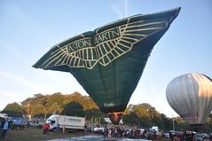 G-OAML Aston Martin (Tom_bal) Tags: nikon d90 bristol hot air balloon flying aviation aston martin